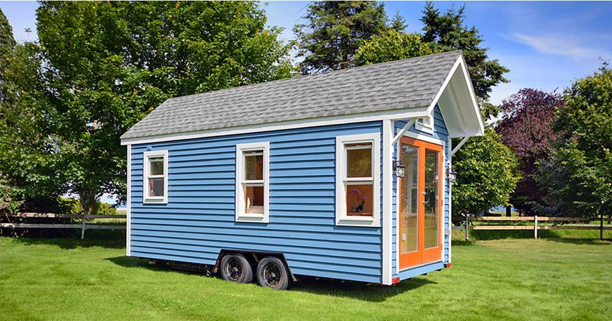 Spacious Tiny House On Wheels 160 Square Feet The Poco